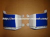 Пластик под фонарь Мерседес Вито W639 под ляду бу Vito, фото 1