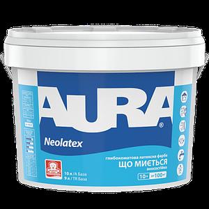 Aura Neolatex  Зносостійка глибокоматова інтер'єрна фарба