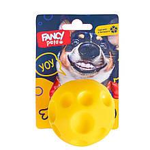 """Игрушка для животных Fancy Pets """"Мячик Сырник"""" (FPP5)"""