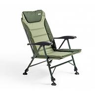 Карповое кресло рыбацкое Mivardi Chair Premium Quattro (M-CHPREQ), до 175 кг. Чехия.
