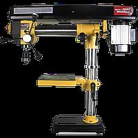 Радіально свердлильний верстат WorkMan DP16R, радіальний верстат, радіальний свердлильний верстат настільний