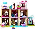 """Конструктор JDLT 5228 (6/2) """"Двухэтажный домик друзей"""", 189 деталей, фото 3"""