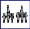 Коннектор соединительный тройной МС-4 Four-way
