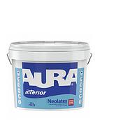 Фарба AURA Neolatex інтер'єрна зносостійка (глубокоматовая) (база TR - під колеровку),0,9 л