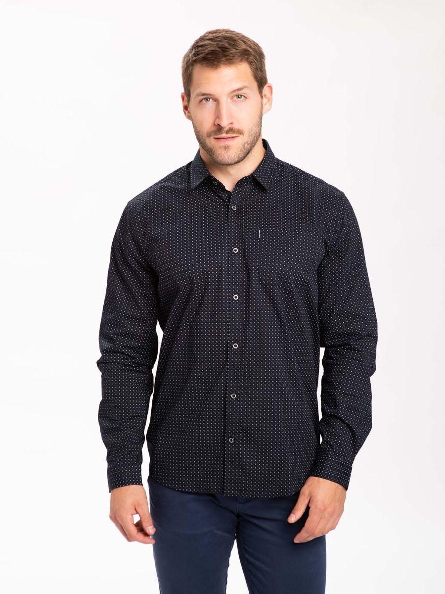 Мужская рубашка Volcano K-Pam M09089-600