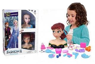 Ляльки манекени Frozen з сюрпризами