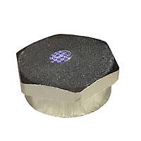 """Заглушки с внутренней резьбой SOLOMON 1 1/4"""" никель 4002"""