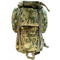 Рюкзак штурмовой тактический Milcraft Кордура, алюминиевый каркас Камуфляжный (расцветка SR)