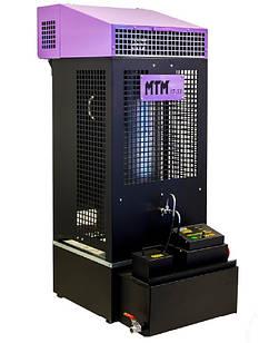 Печь на отработке MTM 17-33 кВт