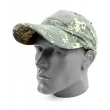 Бейсболка тактическая Milcraft  Полиэстер 80%; Хлопок ― 20% Хаки (расцветка ACU)