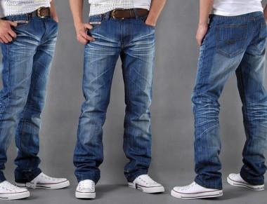 Мужские джинсы: выбираем свой размер!