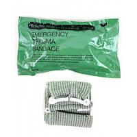 Индивидуальный перевязочный пакет (компрессионный бандаж) Milcraft