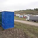 Туалетная кабина + раковина и умывальник по акции от четырех едениц, фото 9