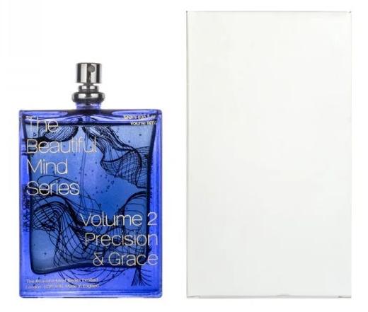 100 мл Тестер Escentric Molecules The Beautiful Mind Series Vol.2 Precision & Grace