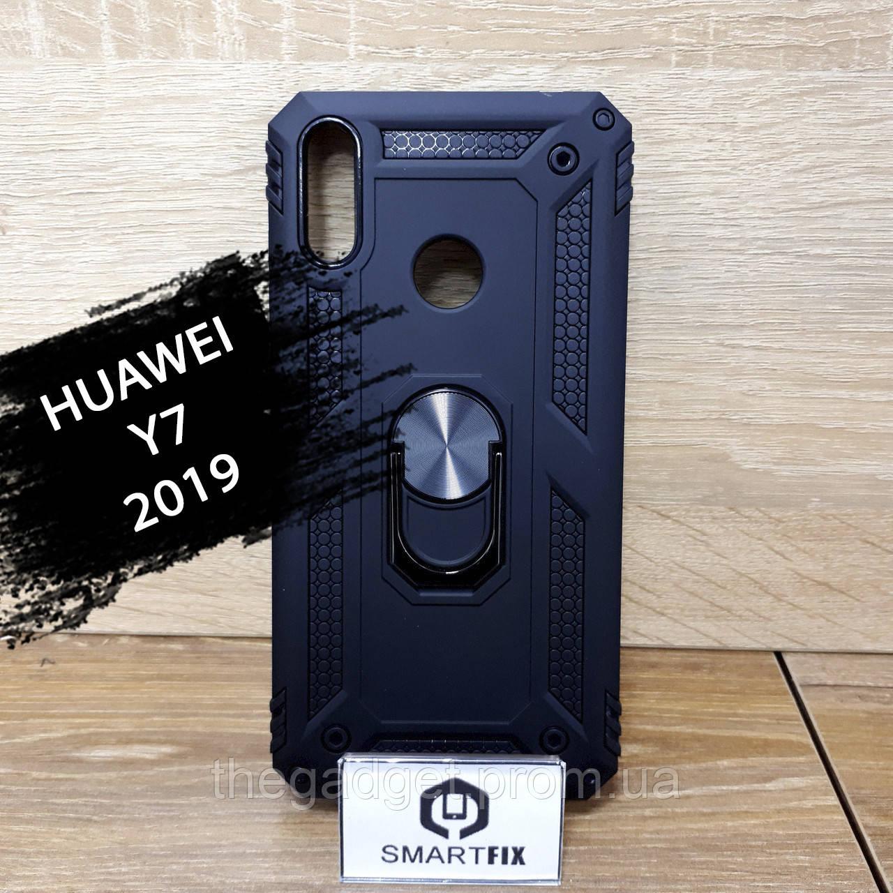 Противоударный чехол для Huawei Y7 2019