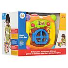 Музыкальная игра Hola Toys 936 Волшебный кубик, сортер, пищалка, трещетка, фото 4