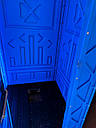 Биотуалет кабина под выгребную яму, фото 4