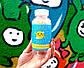 """Конфеты в баночке """"Позитивин"""" - лучший подарок для хорошего настроения в крафтовой подарочной упаковке, фото 9"""