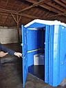 Мобильная туалетная кабина для инвалидов, фото 9