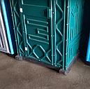 Пластиковая душевая кабина уличная, фото 6