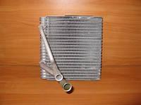 Радиатор испаритель кондиционера, б/у, fiesta, fusion