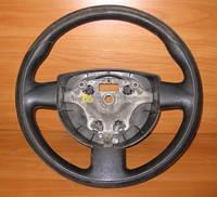 Рулевое колесо, руль, обычный  б/у, fiesta, fusion, фото 1