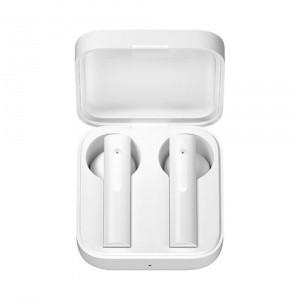 TWS наушники | Полностью беспроводные bluetooth Xiaomi Mi True Wireless Earphones 2 Basic White Оригинал!