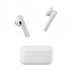 TWS наушники | Полностью беспроводные bluetooth Xiaomi Mi True Wireless Earphones 2 Basic White Оригинал! Вкладыши