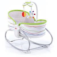 Кресло-кроватка-качалка 3 в 1 Tiny Love Мамина любовь Rocker Napper белое