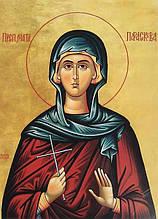 27 жовтня день пам'яті преподобної Параскеви