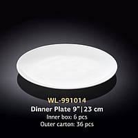 Тарелка обеденная (Wilmax, Вилмакс, Вілмакс) WL-991014
