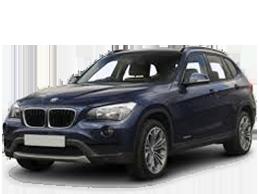 Авточехлы для BMW (БМВ) X1 E84 2009-2015