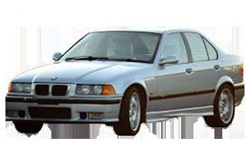 Авточехлы для BMW (БМВ) 3 E36 1990-2000