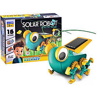 Робот-конструктор Solar Robot на солнечных батареях YG Toys