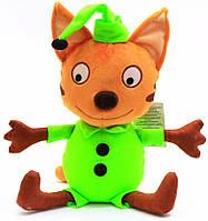 Мягкая игрушка KinderToys «Три кота». Любимая игрушка Компот (00068-3), фото 1