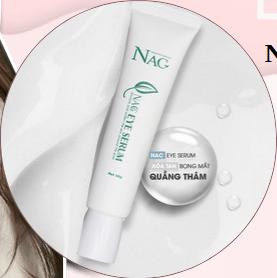 Nac Eye Serum (Нэк Ай Серум) - крем для омоложения лица