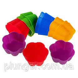 Форма для выпечки силиконовая Цветочек