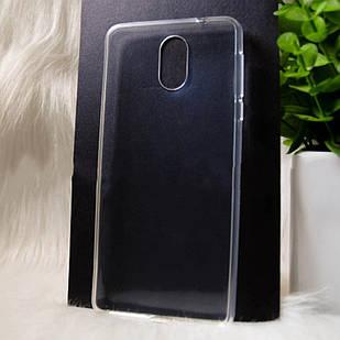 Чехол Nokia 3.1 Прозрачный