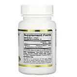 Витамин D3 California Gold Nutrition, 2000 МЕ, 90 капсул, фото 2