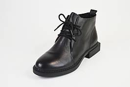 Ботинки демисезонные Berkonty 80221 кожа