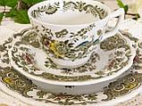 Винтажная английская чайная троечка,  Ridgway, Windsor, Staffordshire, Англия, фото 2