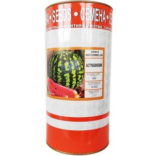 Семена арбуза сорт Астраханский 500 грм в банке Витас 1435334