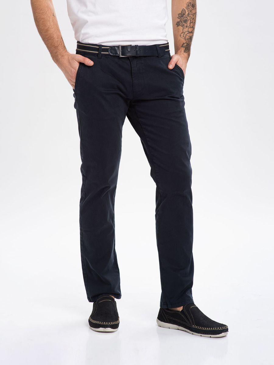 Мужские синие брюки чинос Volcano R-Lucky