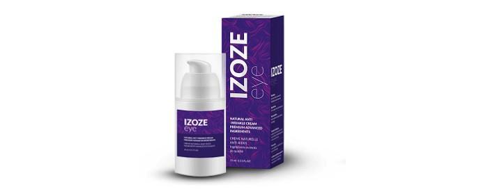 Izoze Eye (Айзоз Ай) - крем для омоложения кожи вокруг глаз