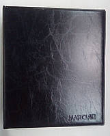 Альбом для монет на 192 ячейки MARCIA Черный (S15)