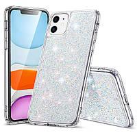 Чехол ESR для iPhone 11 Glamour, Silver (3C01192570401)