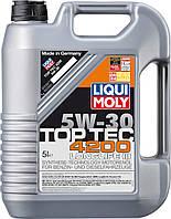 Масло моторное 5w 30 Top Tec 4200 5W-30 5 литров, Германия