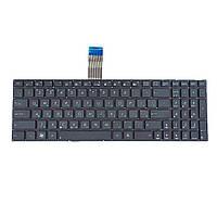 Клавиатура для Asus X501 X550 X552 F550 F552 R505 V550 R510 R513 X750, RU, (чёрная, OEM)