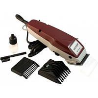 Профессиональная машинка для стрижки волос Moser 1400 красная,триммер для стрижки