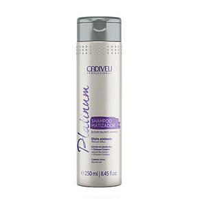Тонирующий шампунь Cadiveu Platinum Shampoo Matizador 250ml, фото 2